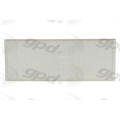 Cabin Air Filter, Global Parts 1211254