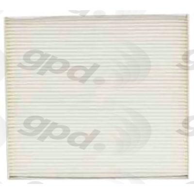 Cabin Air Filter, Global Parts 1211260