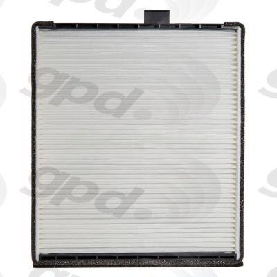Cabin Air Filter, Global Parts 1211261