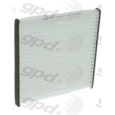 Cabin Air Filter, Global Parts 1211277