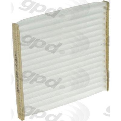 Cabin Air Filter, Global Parts 1211283