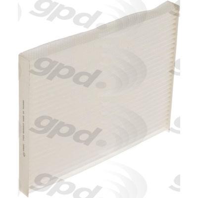 Cabin Air Filter, Global Parts 1211285