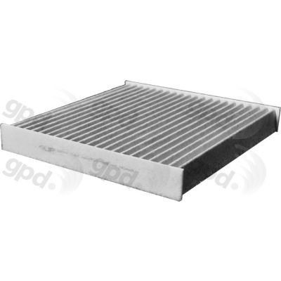 Cabin Air Filter, Global Parts 1211287