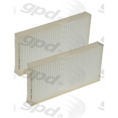 Cabin Air Filter, Global Parts 1211323