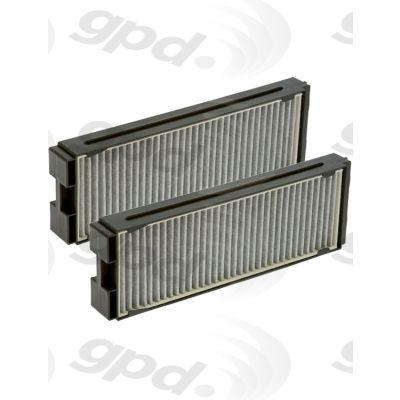 Cabin Air Filter, Global Parts 1211348