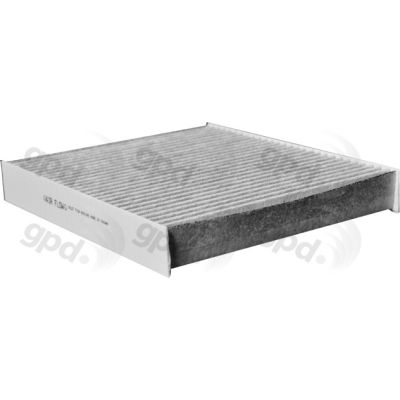 Cabin Air Filter, Global Parts 1211365