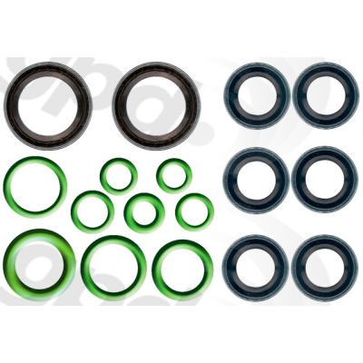 A/C System O-Ring and Gasket Kit, Global Parts 1321261