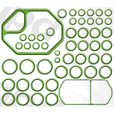 A/C System O-Ring and Gasket Kit, Global Parts 1321278