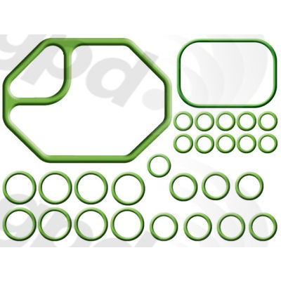 A/C System O-Ring and Gasket Kit, Global Parts 1321284