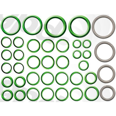 A/C System O-Ring and Gasket Kit, Global Parts 1321289
