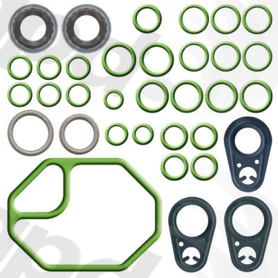 A/C System O-Ring and Gasket Kit, Global Parts 1321296