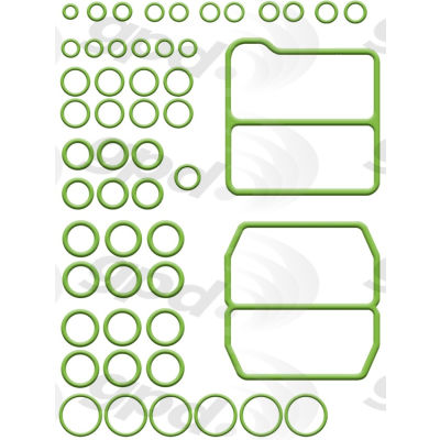 A/C System O-Ring and Gasket Kit, Global Parts 1321298