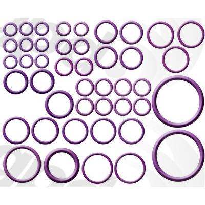 A/C System O-Ring and Gasket Kit, Global Parts 1321301