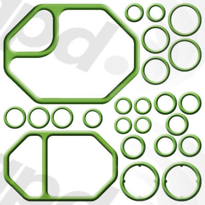 A/C System O-Ring and Gasket Kit, Global Parts 1321303