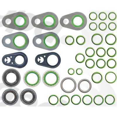 A/C System O-Ring and Gasket Kit, Global Parts 1321311