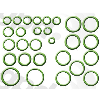 A/C System O-Ring and Gasket Kit, Global Parts 1321314