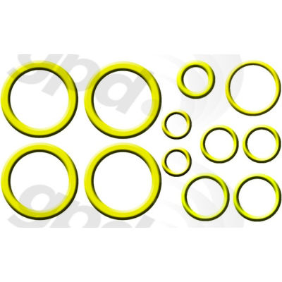 A/C System O-Ring and Gasket Kit, Global Parts 1321321