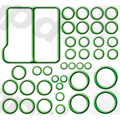 A/C System O-Ring and Gasket Kit, Global Parts 1321323