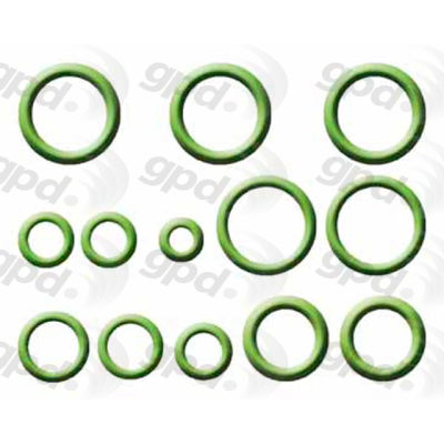 A/C System O-Ring and Gasket Kit, Global Parts 1321338