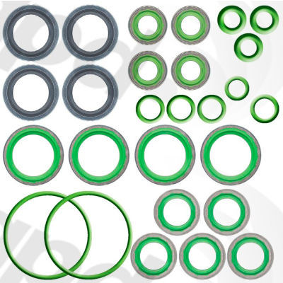 A/C System O-Ring and Gasket Kit, Global Parts 1321343