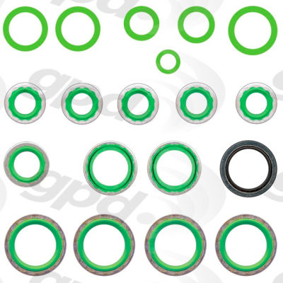 A/C System O-Ring and Gasket Kit, Global Parts 1321381