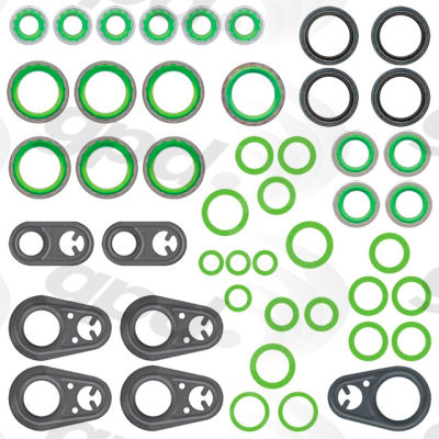 A/C System O-Ring and Gasket Kit, Global Parts 1321384