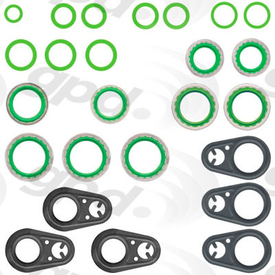 A/C System O-Ring and Gasket Kit, Global Parts 1321385