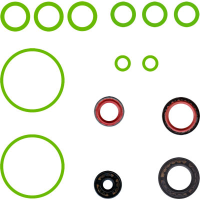 A/C System O-Ring and Gasket Kit, Global Parts 1321386