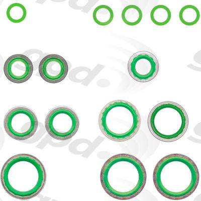 A/C System O-Ring and Gasket Kit, Global Parts 1321390