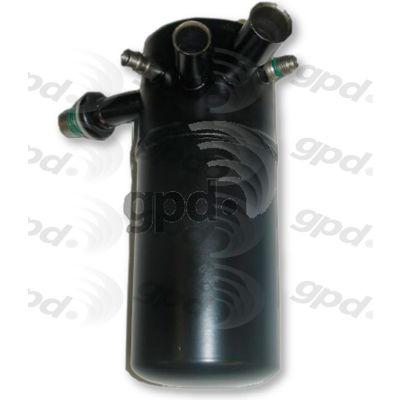 A/C Accumulator, Global Parts 1411256