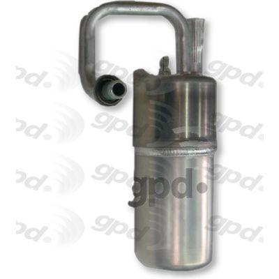 A/C Accumulator, Global Parts 1411259