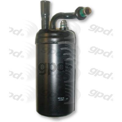 A/C Accumulator, Global Parts 1411263