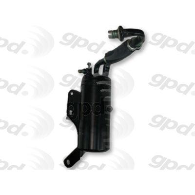 A/C Accumulator, Global Parts 1411267