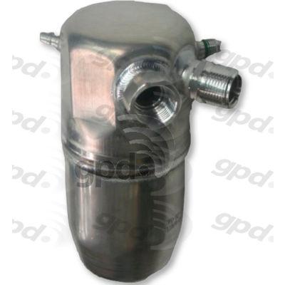 A/C Accumulator, Global Parts 1411273