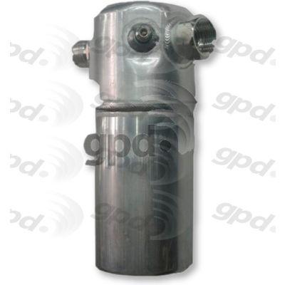 A/C Receiver Drier, Global Parts 1411276