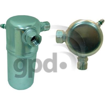 A/C Receiver Drier, Global Parts 1411277