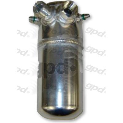 A/C Accumulator, Global Parts 1411284