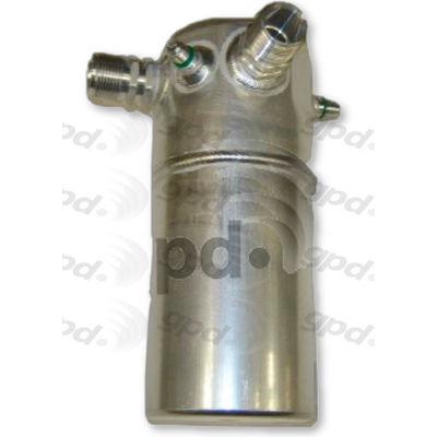 A/C Accumulator, Global Parts 1411300