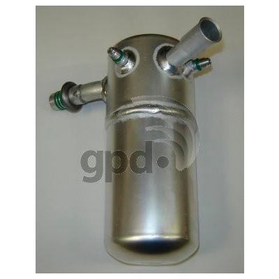 A/C Accumulator, Global Parts 1411325