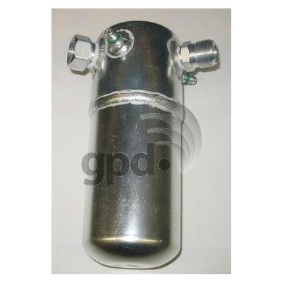A/C Accumulator, Global Parts 1411331