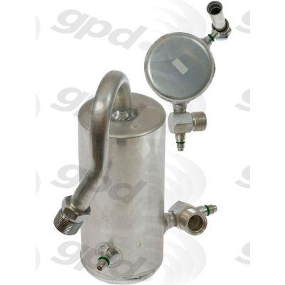 A/C Accumulator, Global Parts 1411348