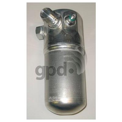 A/C Accumulator, Global Parts 1411354