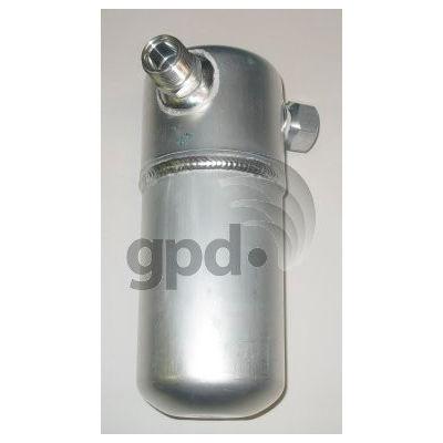 A/C Accumulator, Global Parts 1411355