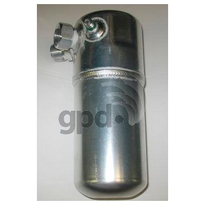 A/C Accumulator, Global Parts 1411356