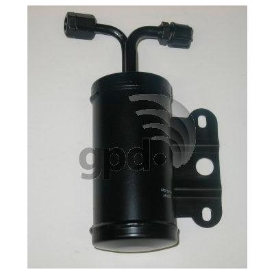 A/C Receiver Drier, Global Parts 1411370