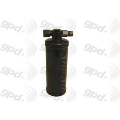 A/C Receiver Drier, Global Parts 1411376