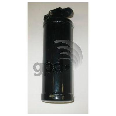 A/C Accumulator, Global Parts 1411377