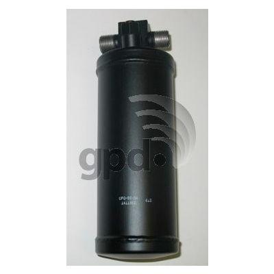 A/C Receiver Drier, Global Parts 1411381