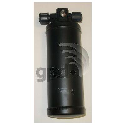 A/C Receiver Drier, Global Parts 1411386