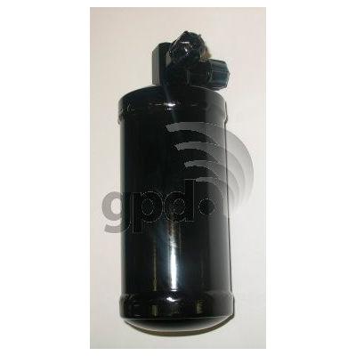 A/C Receiver Drier, Global Parts 1411389